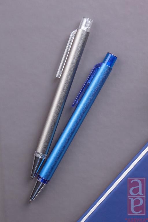 ручка металева промо