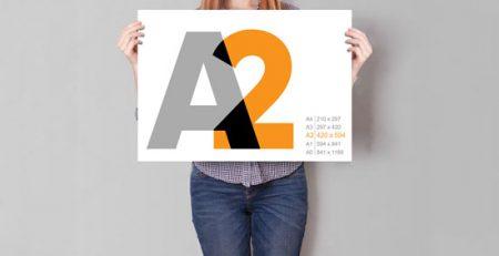Изготовление плакатов А2