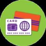 Визитные и пластиковые карточки
