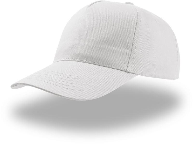 кепка біла для промо акцій і презентацій