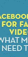 Facebook ThruPlay для видеообъявлений Facebook