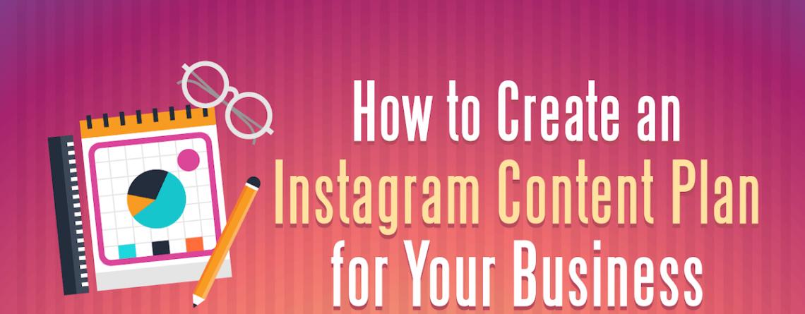 контент-план Instagram для вашого бізнесу