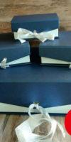 Коробка у вигляді шкатулки для сувеніра