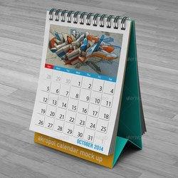 Офісний настільний календар на весь рік
