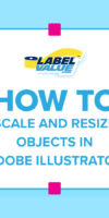 размеры объектов в Adobe Illustrator