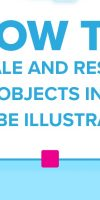 розміри об'єктів в Adobe Illustrator