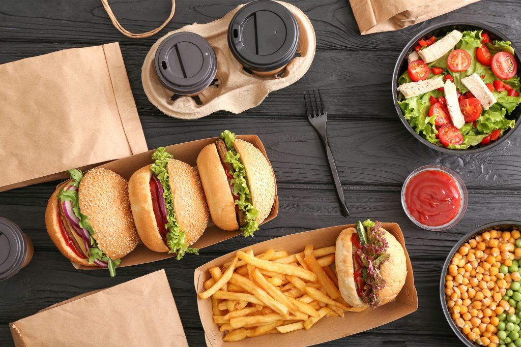 Упаковка для харчових продуктів