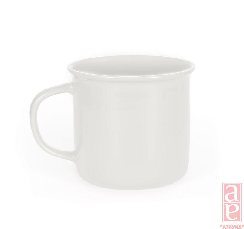 чашка біла Merlin
