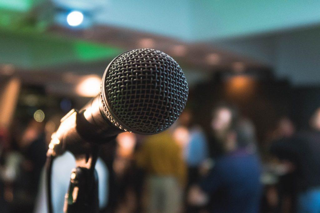 Публічний виступ