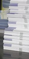 Зшивання брошур на скоби