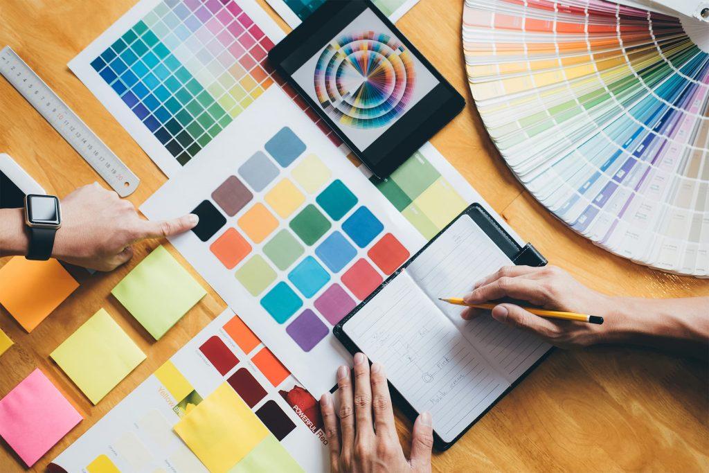 Колірна модель RGB і чому вона не використовується в друку і упаковці