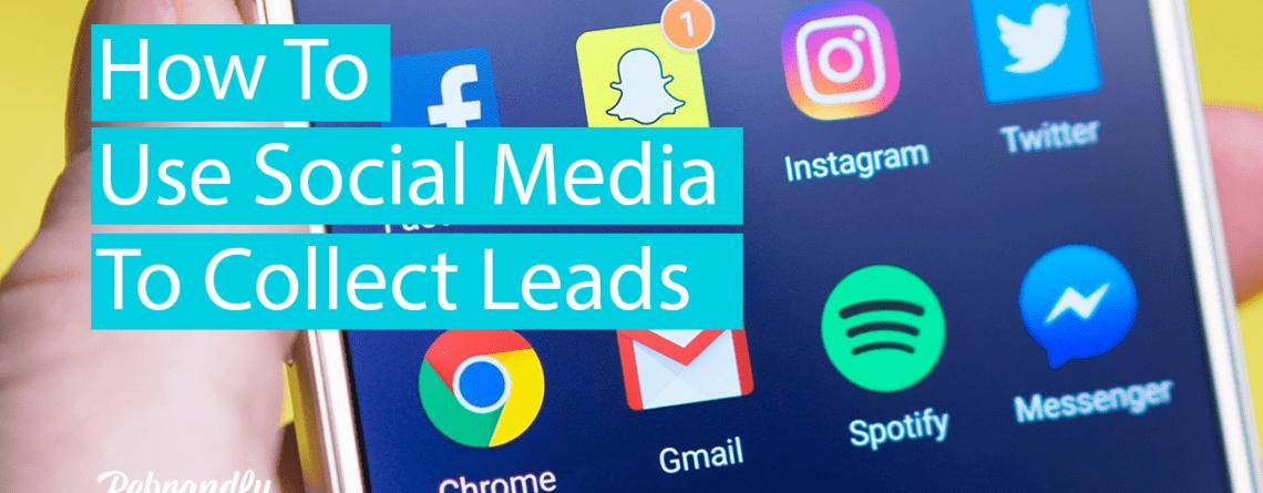 соціальні мережі для збору інформації