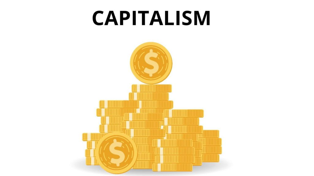 Капіталізм - принципи, історія
