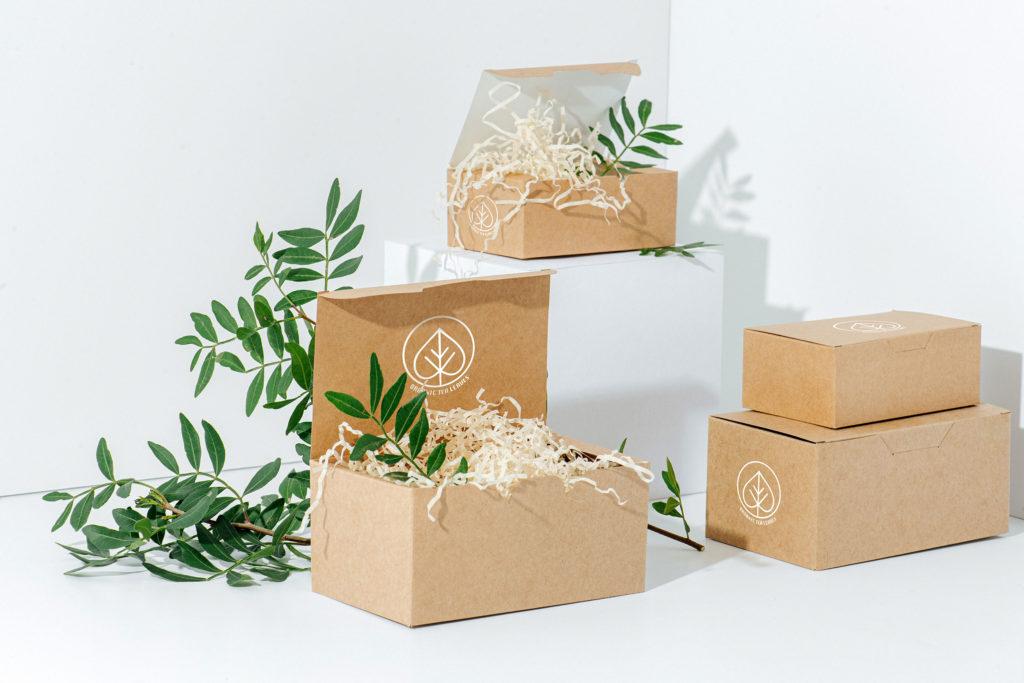екологічно чиста упаковка
